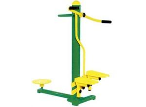 扭腰踏步器