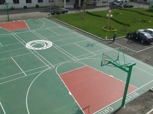 篮球场地1
