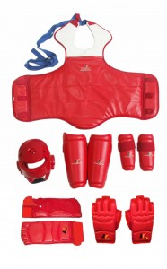 跆拳道护具(全套)