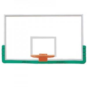 高强度安全玻璃篮板