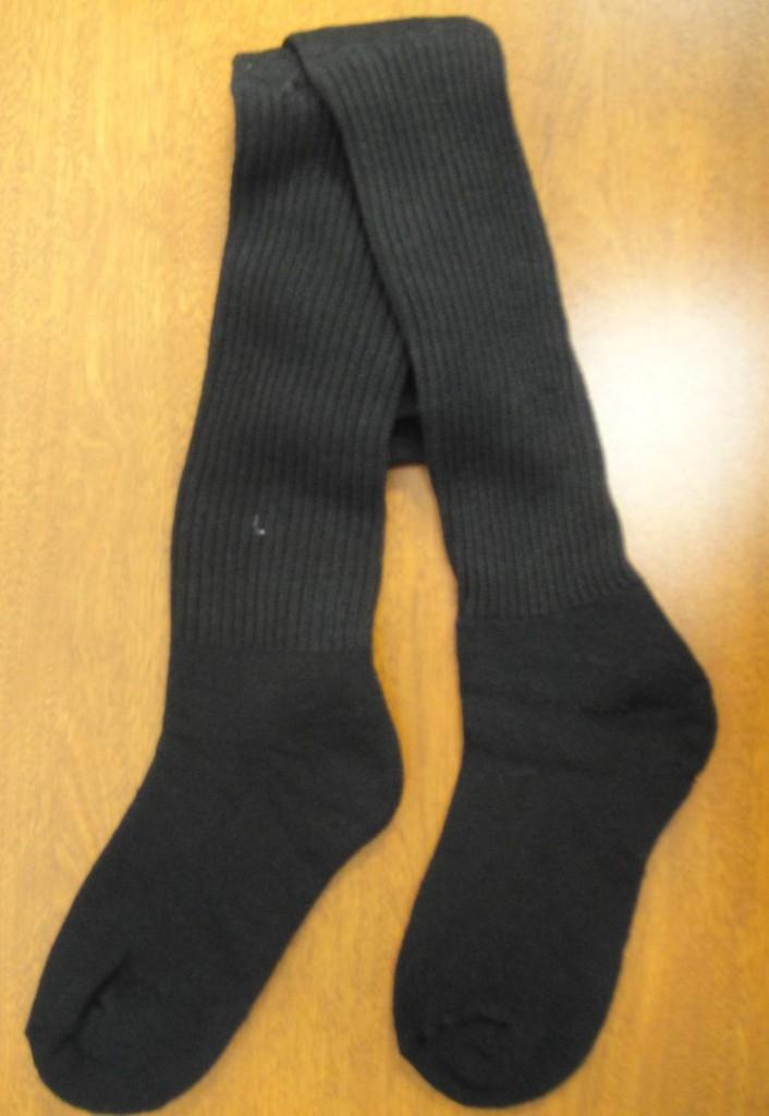 Hema Black Socks Absolute Force
