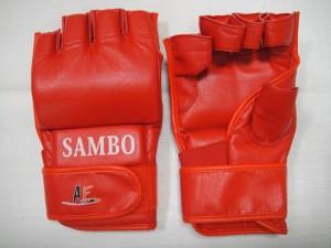 Sambo Glove Red
