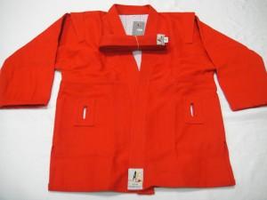 Sambo Jacket Red