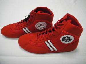 Sambo Shoes Red