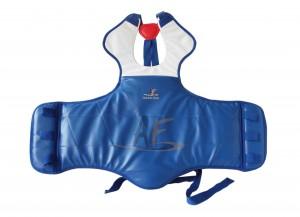 T0005-AF Taekwondo Reversible Body Protector-跆拳道护身(双面)2